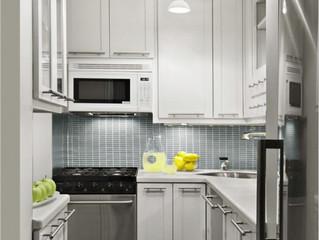 10 dicas: Como decorar cozinhas pequenas