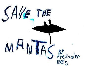 Save the Mantas!