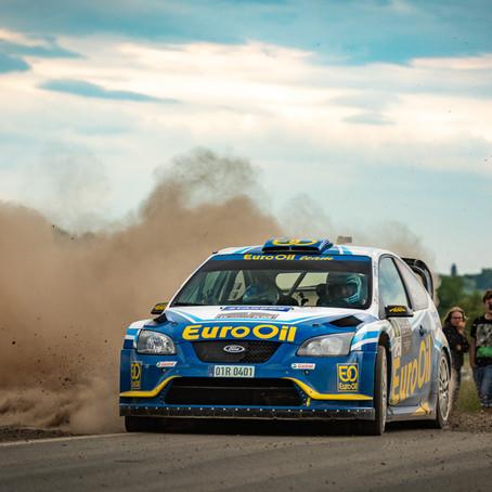 Lak Racing Rallye Plzeň (CZ) 2021