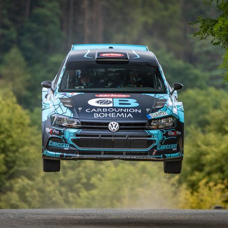 Rallye Pribram (CZ) 2020