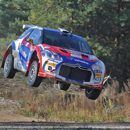 Rückblick Lausitz Rallye 2015