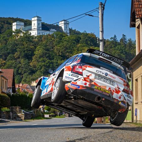 Rallye Vyskov (CZ) 2020