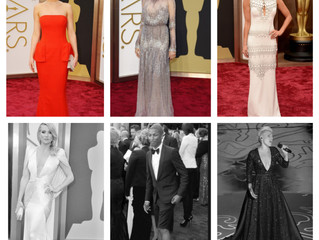 Oscar Outfit Inspirations