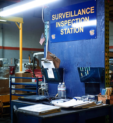 Surveillance Inspection System