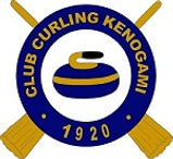 Logo club de curling Kénogami