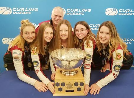 Noémie Gauthier et Jesse Mullen iront au championnat canadien U21