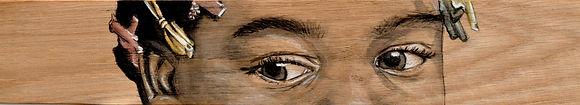"""""""Eyes"""" Print"""