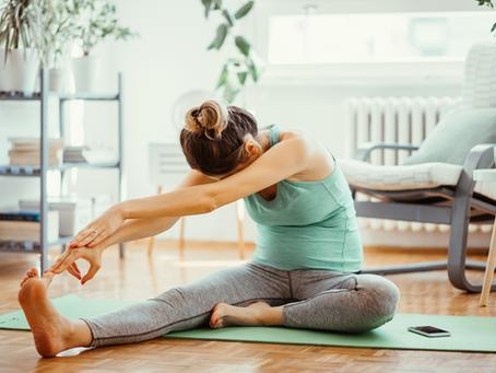 Alongamento eficiente para um corpo adaptável