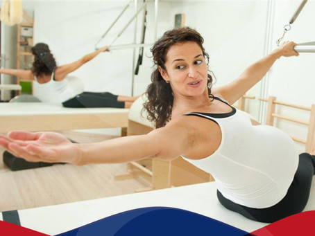 Benefícios do Pilates para Gestantes