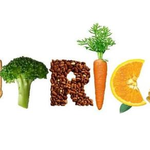 NUTRIÇÃO - Vamos começar pelo começo
