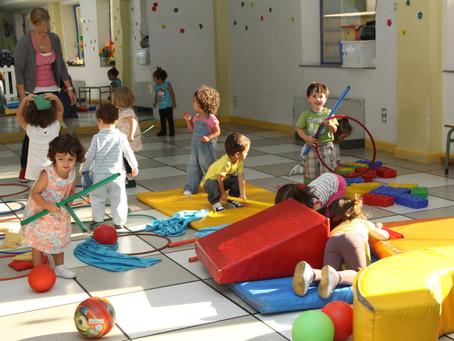 Educação Física nas Escolas do Brasil