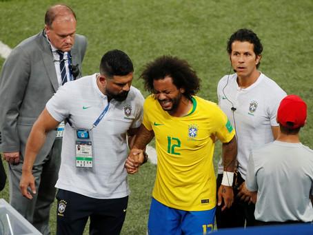 Entenda a lesão do lateral-esquerdo Marcelo