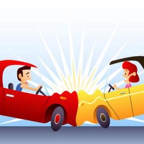 Síndrome do chicote - acidentes automobilísticos