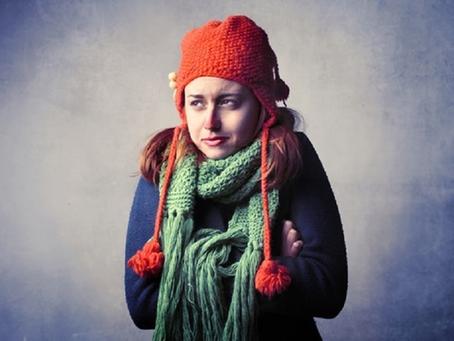 Por que temos mais dores no frio?