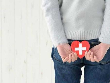 Hemorróida: Existe algo que a fisioterapia pélvica possa fazer?