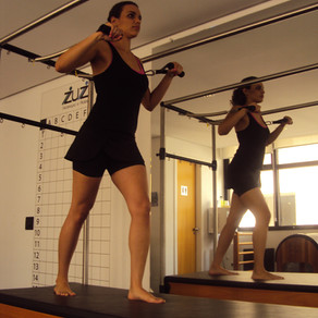 Pilates e Muay Thai