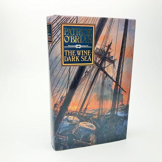 The Wine Dark Sea by Patrick O'Brian 1st / 1st 1993
