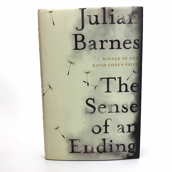 The Sense of an Ending by Julian Barnes 1st / 1st 2011