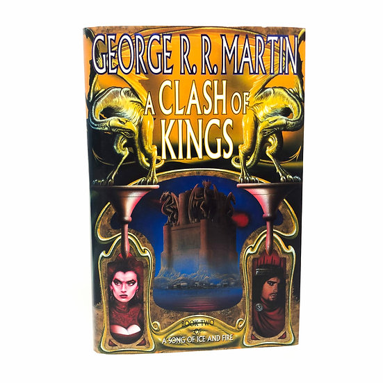 A Clash of Kings by George R.R. Martin 1st / 1st 1998