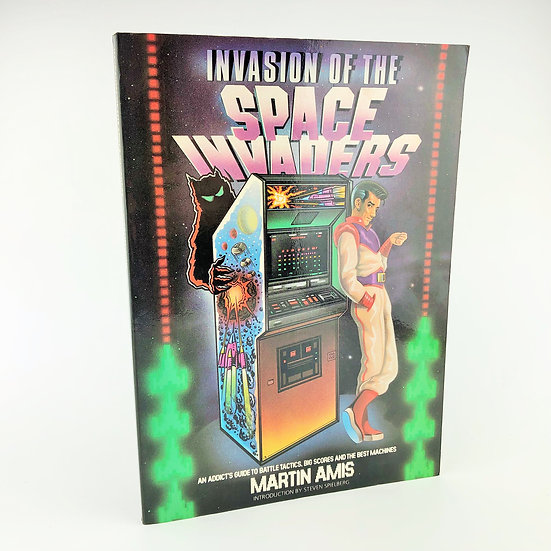 Invasion of the Space Invaders by Martin Amis 1st / 1st 1982