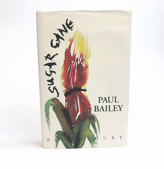 Sugar Cane signed by Paul Bailey 1st / 1st 1993
