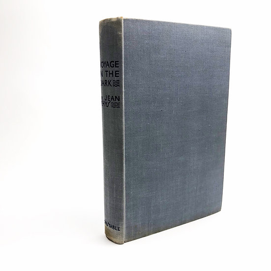 Voyage in the Dark by Jean Rhys 1st / 1st 1934