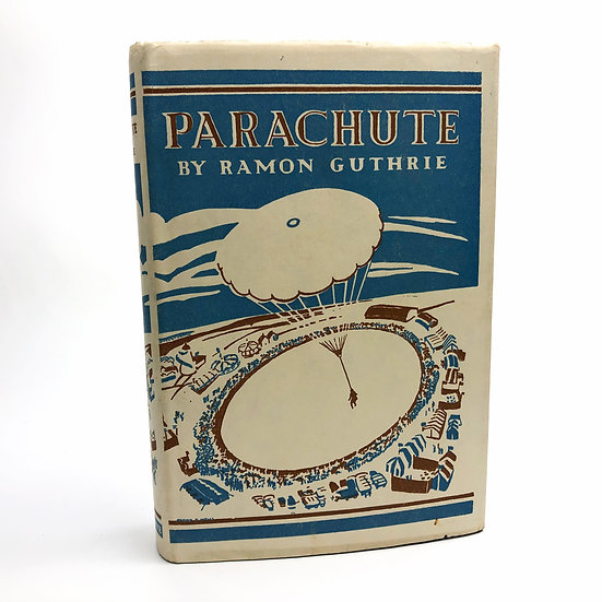 Parachute by Ramon Guthrie 1st / 1st 1927