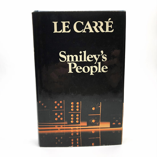 Smiley's People by John Le Carre 1st / 1st 1980