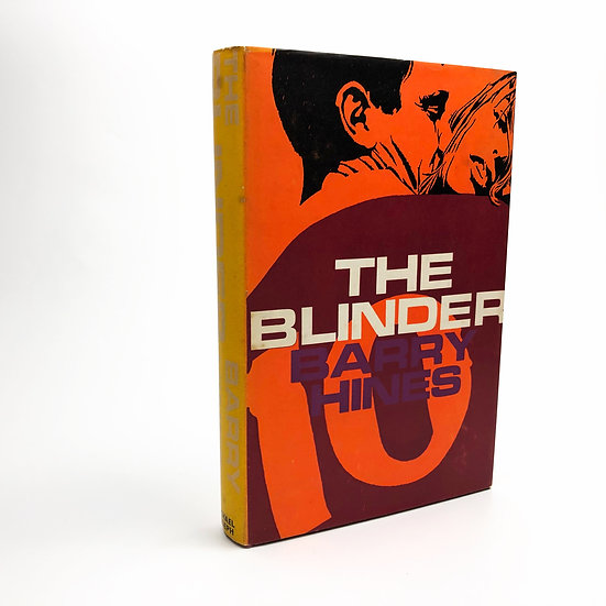 The Blinder by Barry Hines 1st / 1st 1966