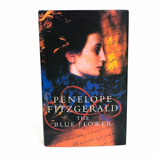 The Blue Flower by Penelope Fitzgerald, 1st/1st, 1995