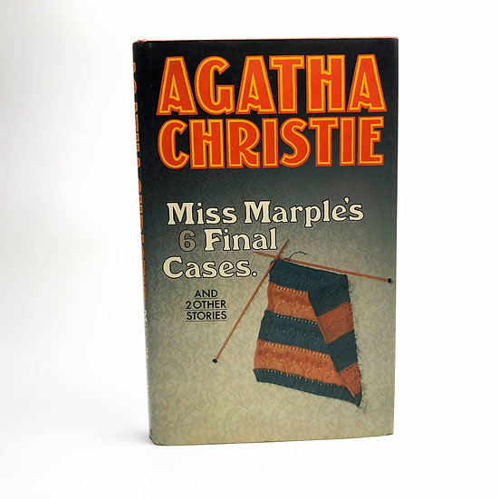 Miss Marple's 6 Final Cases by Agatha Christie 1st / 1st 1979