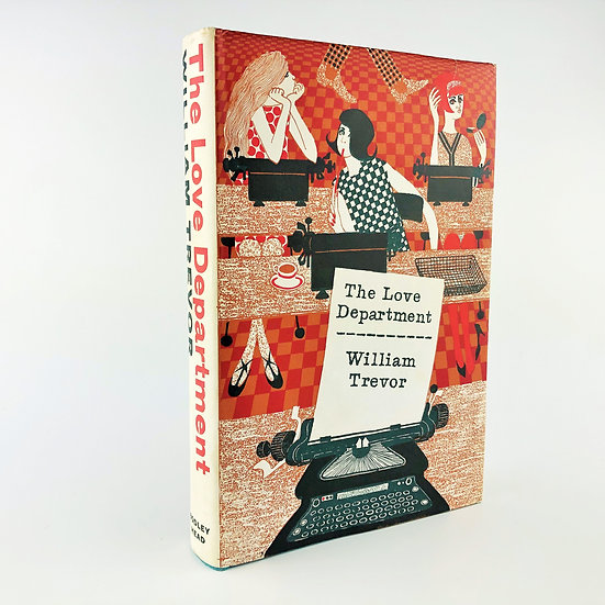 The Love Department by William Trevor 1st / 1st 1966