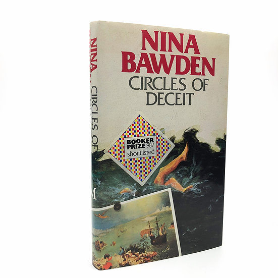 Circles of Deceit Signed by Nina Bawden 1st / 1st 1987
