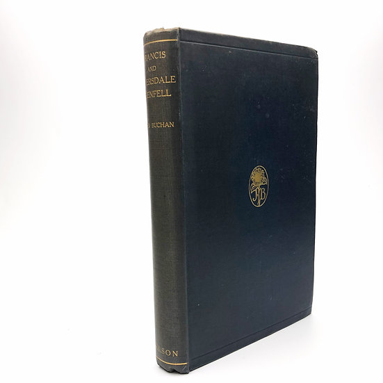 Francis and Riversdale Grenfell Signed by John Buchan 1st / 1st 1919