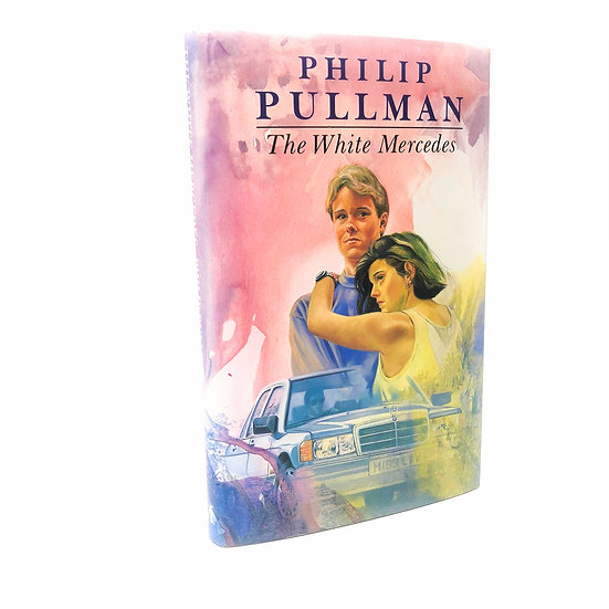 The White Mercedes Signed by Philip Pullman 1st / 1st 1992
