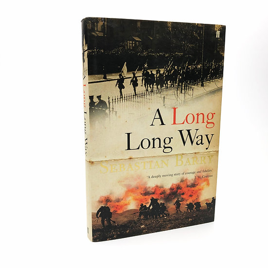 A Long Long Way Signed by Sebastian Barry 1st / 1st 2005