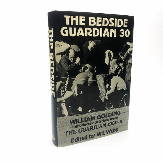 The Bedside Guardian 30 Signed by William Golding 1st / 1st 1981