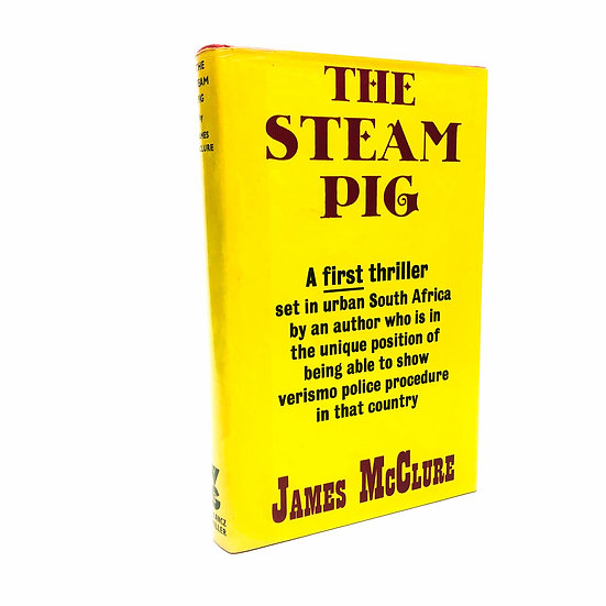 The Steam Pig by James McClure 1st / 1st 1971