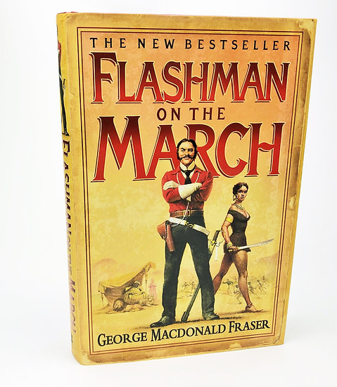 Flashman on the March by George Macdonald Fraser 1st / 1st 2005
