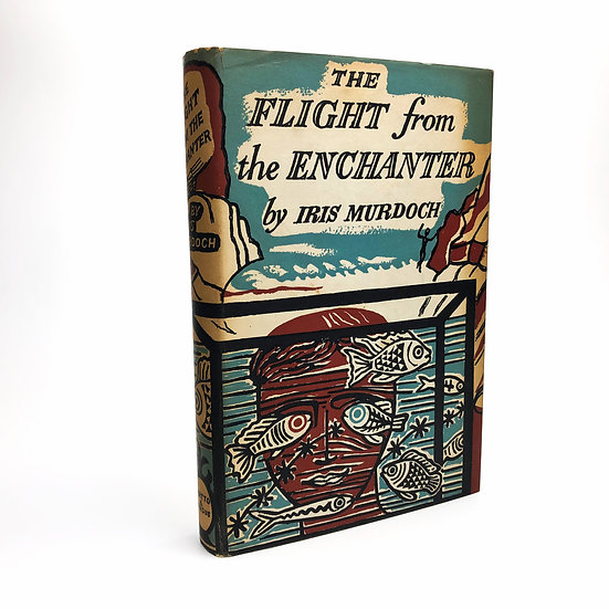 The Flight from the Enchanter by Iris Murdoch 1st / 1st 1956