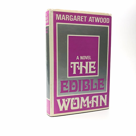 The Edible Woman by Margaret Atwood 1st / 1st 1969