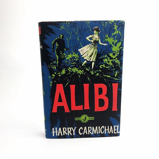 Alibi by Harry Carmichael 1st / 1st 1961