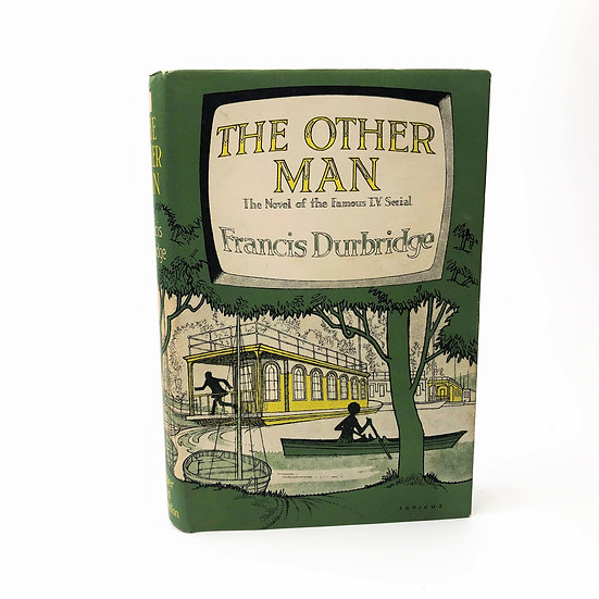 The Other Man by Francis Durbridge 1st / 1st 1958