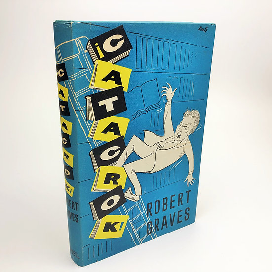 Catacrok! by Robert Graves 1st / 1st 1956