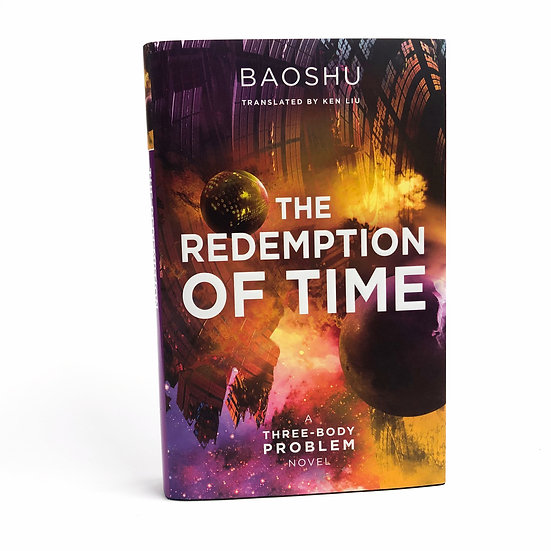 The Redemption of Time signed by Baoshu / Ken Liu, 1st / 1st 2019