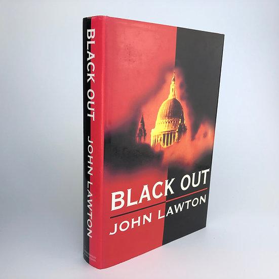 Black Out by John Lawton 1st / 1st 1995