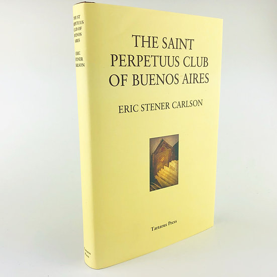 The Saint Perpetuus Club of Buenos Aires by Eric Stener Carlson 1st / 1st 2009