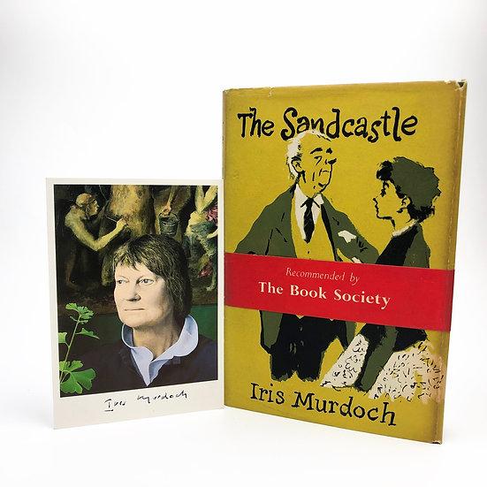 The Sandcastle Signed by Iris Murdoch 1st / 1st 1957