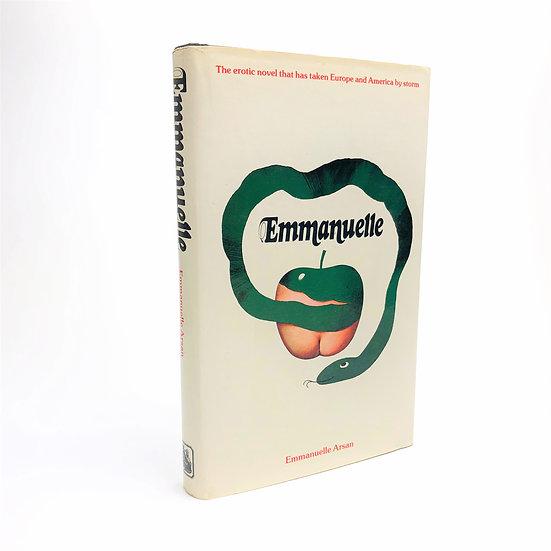 Emmanuelle by Emmanuelle Arsan first UK edition 1st / 1st 1975