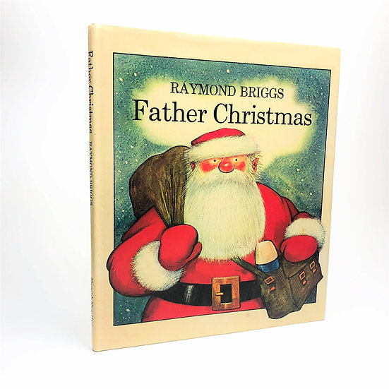 Father Christmas by Raymond Briggs 1st / 1st 1973